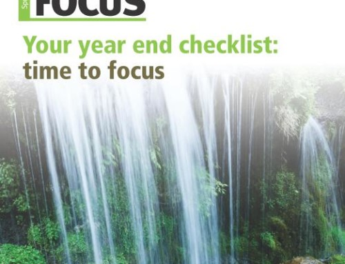 Financial Focus Spring 2017