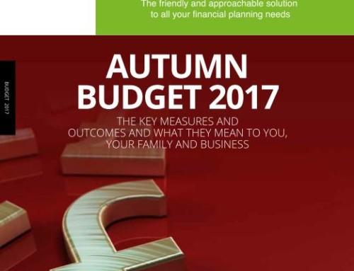 Autumn Budget 2017