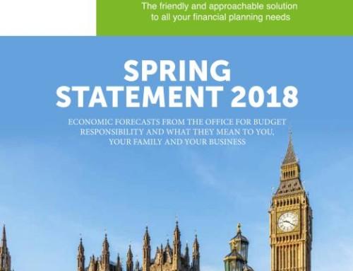 Spring Statement 2018